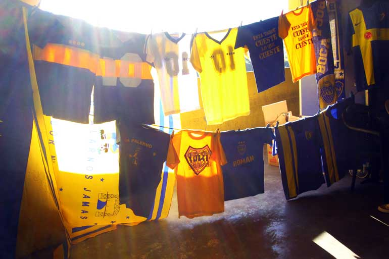 Boca Juniors Jerseys