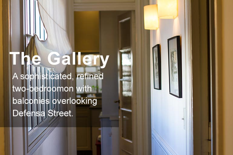 The Gallery on Defensa