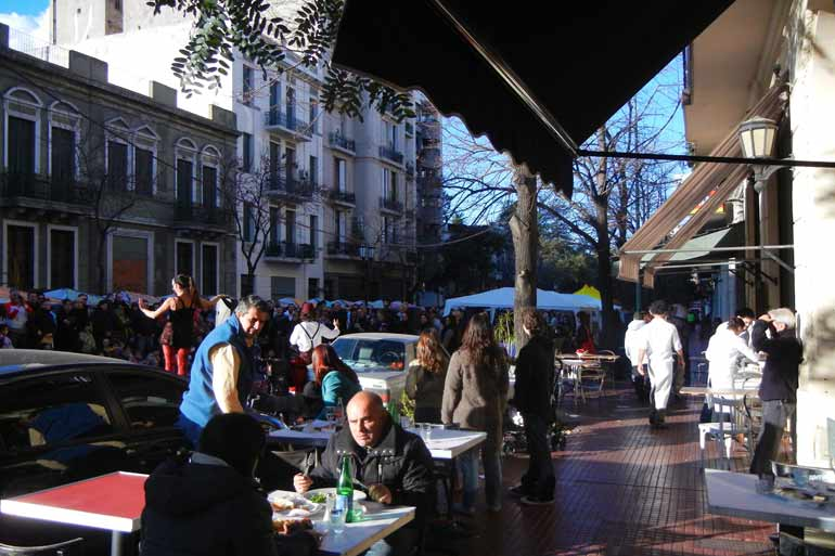 Sidewalk Cafes