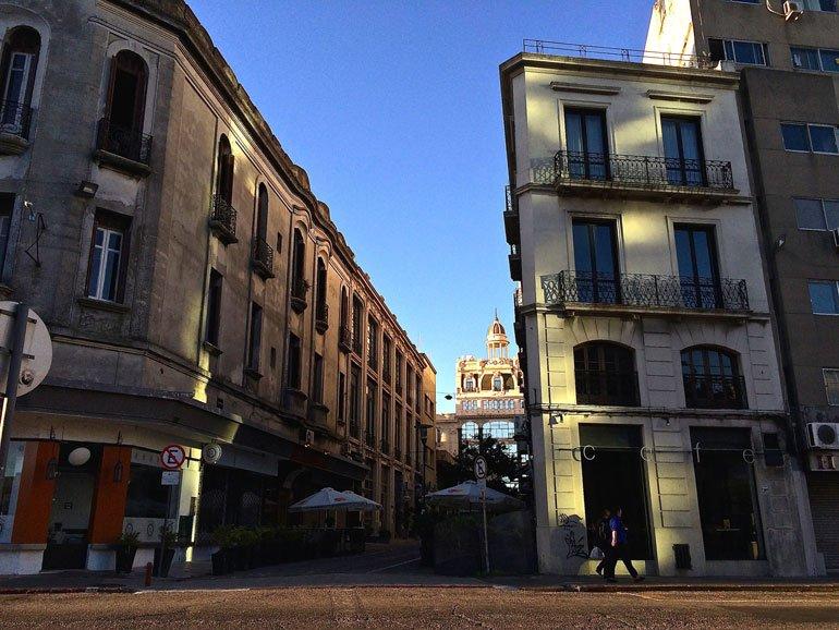 Ciudad Vieja Montevideo