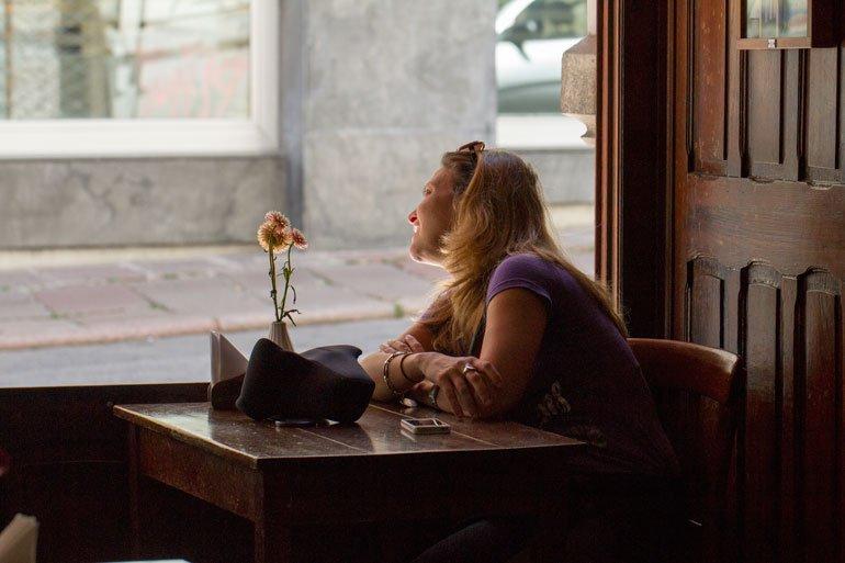 Cafe Brasilero in Montevideo